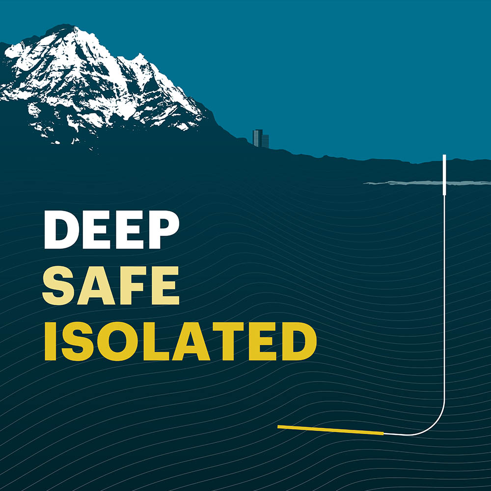 Deep. Safe. Isolated