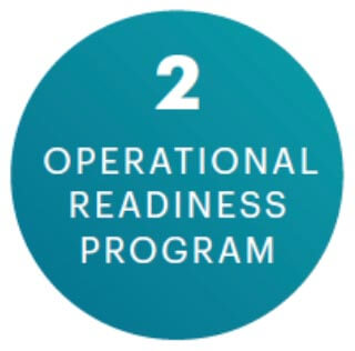 Step 2: Operational Readiness Program