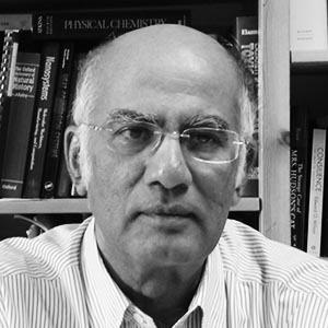 Nuclear waste expert Arjun Makhijani.