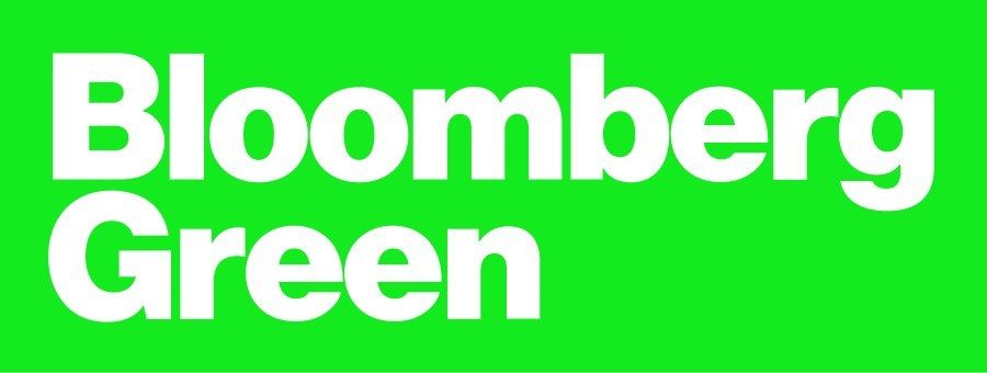 Bloomberg Green Logo